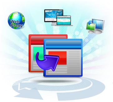 وب پروکسی در طراحی سایت