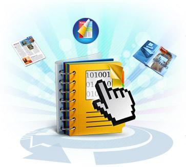 ماژول مجله الکترونیکی در طراحی سایت