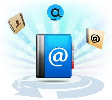 ماژول دفترچه تلفن و آدرس در طراحی سایت