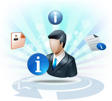 اطلاعات اشخاص در طراحی سایت