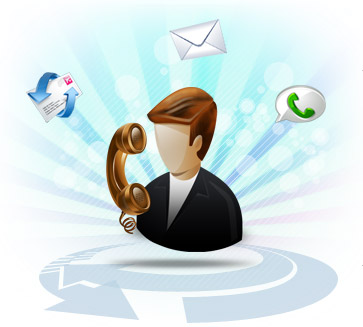 ارتباط با مدیران در طراحی سایت