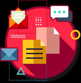 پیام ها و اطلاعیه ها در طراحی سایت