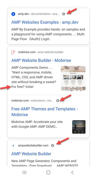 amp in mobile